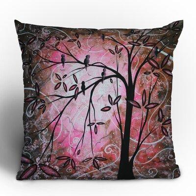 DENY Designs Madart Inc. Woven Polyester Throw Pillow