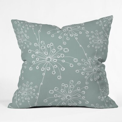 DENY Designs Rachael Taylor Quirky Motifs Woven Polyester Throw Pillow