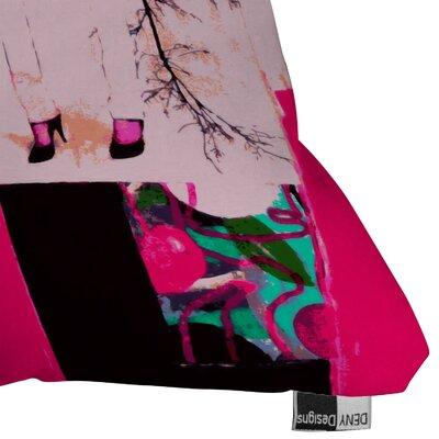 DENY Designs Randi Antonsen City 3 Indoor / Outdoor Polyester Throw Pillow