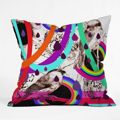 DENY Designs Randi Antonsen Luns Box 7 Woven Polyester Throw Pillow
