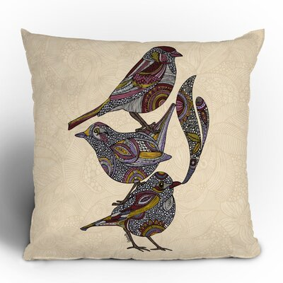DENY Designs Valentina Ramos 3 Kings Polyester Throw Pillow