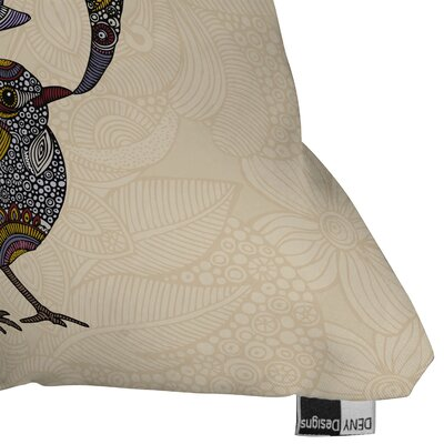 DENY Designs Valentina Ramos 3 Kings Indoor/Outdoor Polyester Throw Pillow