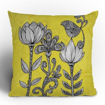 DENY Designs Valentina Ramos Garden Polyester Throw Pillow