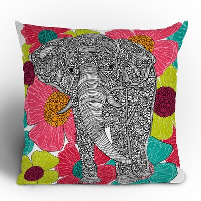 DENY Designs Valentina Ramos Groveland Polyester Throw Pillow