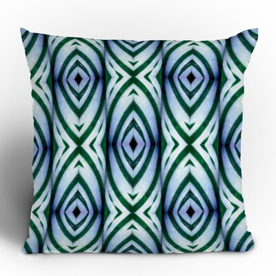 DENY Designs Wagner Campelo Maranta Throw Pillow
