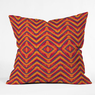 DENY Designs Wagner Campelo Sanchezia 1 Indoor/Outdoor Polyester Throw Pillow