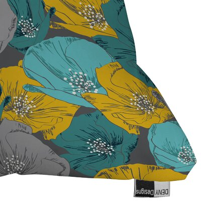 DENY Designs Khristian A Howell Bryant Park 4 Indoor / Outdoor Polyester Throw Pillow