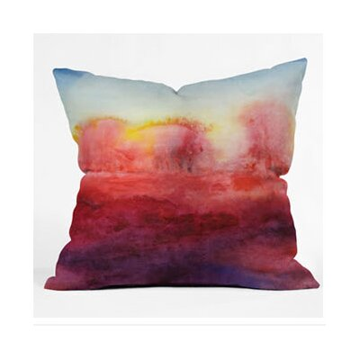 DENY Designs Jacqueline Maldonado Where I End Throw Pillow