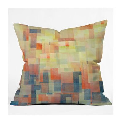 DENY Designs Jacqueline Maldonado Cubism Dream Throw Pillow