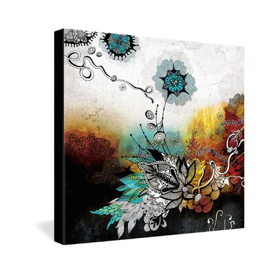 DENY Designs Iveta Abolina Frozen Dreams Gallery Wrapped Canvas