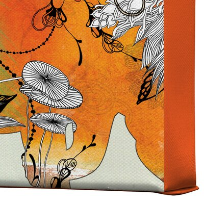DENY Designs Iveta Abolina Rhino Gallery Wrapped Canvas