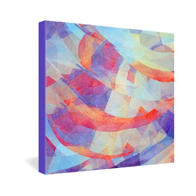DENY Designs New Light by Jacqueline Maldonado Graphic Art on Canvas