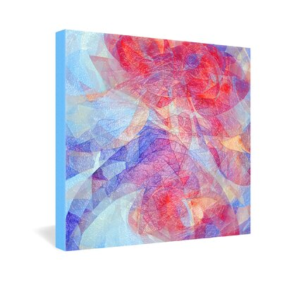 DENY Designs Sweet Rift by Jacqueline Maldonado Graphic Art on Canvas