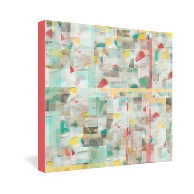 DENY Designs Jacqueline Maldonado Mosaic Gallery Wrapped Canvas