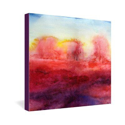 DENY Designs Jacqueline Maldonado Where I End Gallery Wrapped Canvas