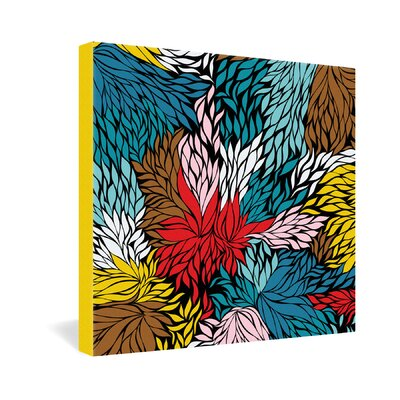DENY Designs Khristian A Howell Nolita Cover Gallery Wrapped Canvas
