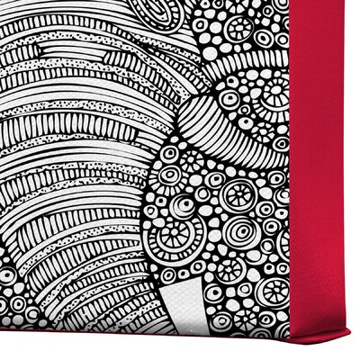 DENY Designs Valentina Ramos Groveland Gallery Wrapped Canvas