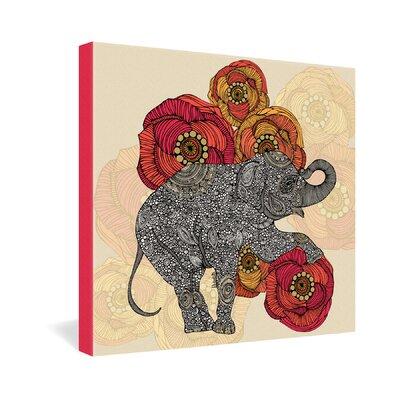 DENY Designs Rosebud by Valentina Ramos Graphic Art on Canvas