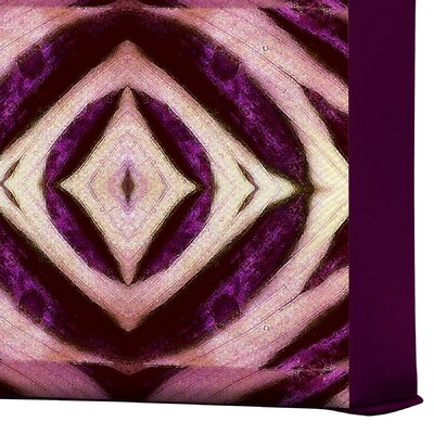 DENY Designs Calathea by Wagner Campelo Graphic Art on Canvas