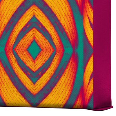 DENY Designs Maranta 2 by Wagner Campelo Graphic Art on Canvas