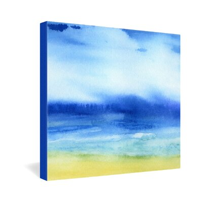 DENY Designs Jacqueline Maldonado Sea Church Gallery Wrapped Canvas