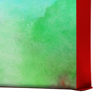 DENY Designs Jacqueline Maldonado The Red Sea Gallery Wrapped Canvas