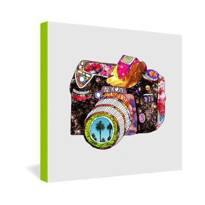 DENY Designs Bianca Green Picture This Gallery Wrapped Canvas