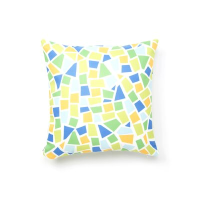 Khristian A Howell Baby Beach Bum Woven Polyester Throw Pillow