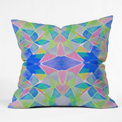 DENY Designs Amy Sia Chroma Polyester Throw Pillow