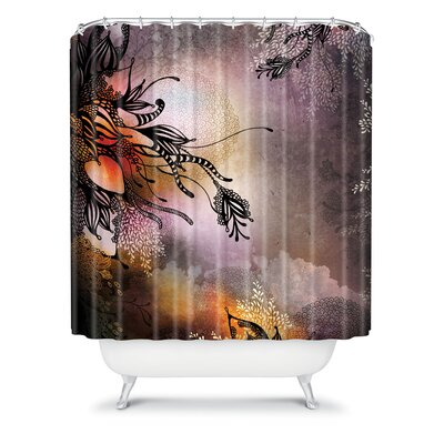 DENY Designs Iveta Abolina Polyester Rain Shower Curtain