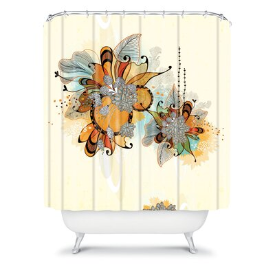 DENY Designs Iveta Abolina Polyester Sunset 2 Shower Curtain