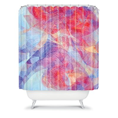 DENY Designs Jacqueline Maldonado Sweet Rift Shower Curtain