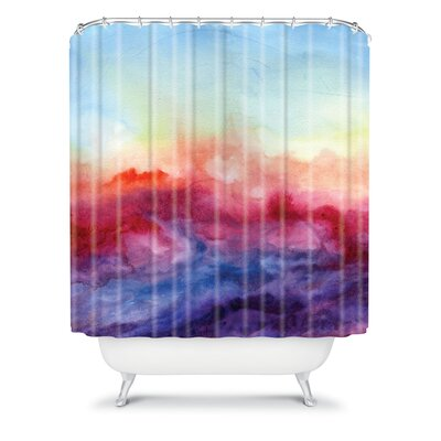 DENY Designs Jacqueline Maldonado Arpeggi Shower Curtain