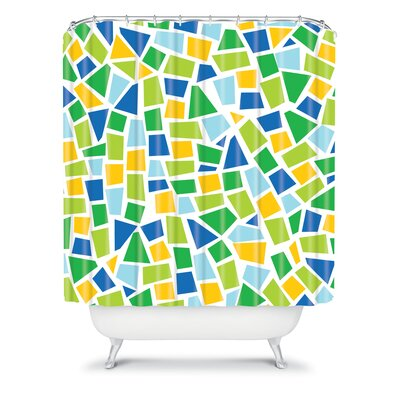 DENY Designs Khristian A Howell Baby Beach Bum  A6 Shower Curtain