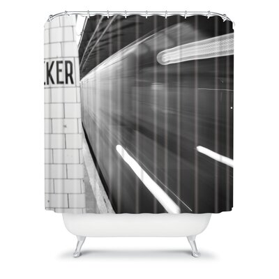 DENY Designs Leonidas Oxby Woven polyester The Subway Shower Curtain