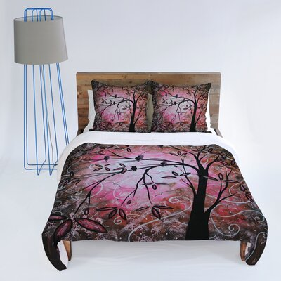 DENY Designs Madart Inc. Cherry Blossoms Duvet Cover Collection