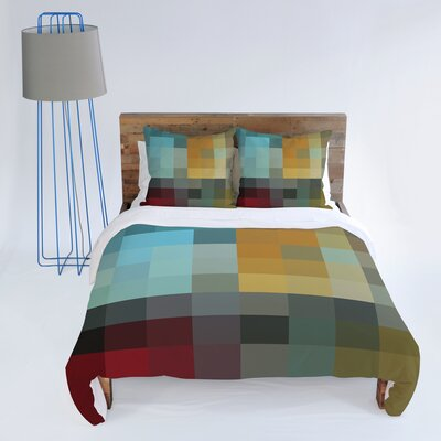 DENY Designs Madart Inc Refreshing 2 Microfiber Duvet Cover Set