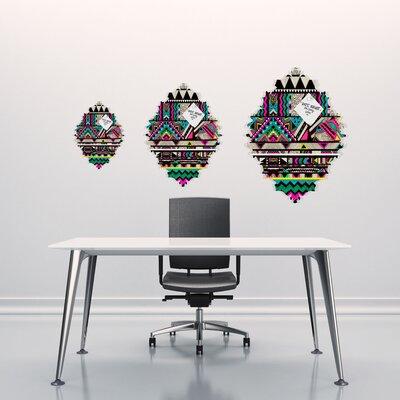 DENY Designs Kris Tate Fiesta 1 Baroque Memo Board