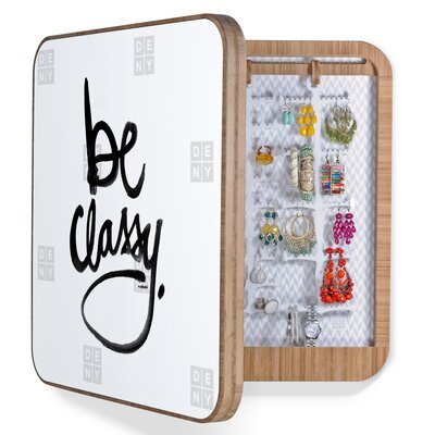 DENY Designs Kal Barteski Be Classy Jewelry Box