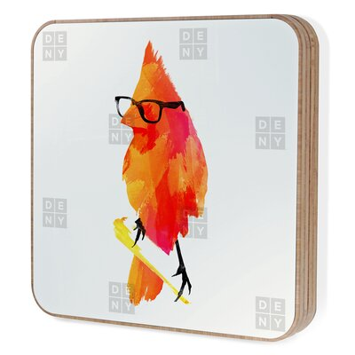 DENY Designs Robert Farkas Punk Bird Bling Box