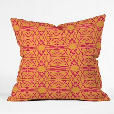 DENY Designs Pattern State Woven Polyester Throw Pillow