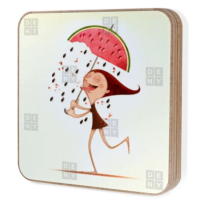 DENY Designs Jose Luis Guerrero Watermelon Bling Box