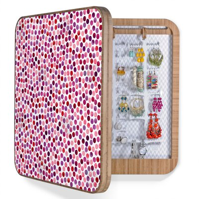 DENY Designs Garima Dhawan Dots Berry Jewelry Box