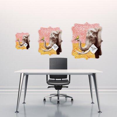 DENY Designs Garima Dhawan Dots New Friends 2 Quatrefoil Bulletin Board