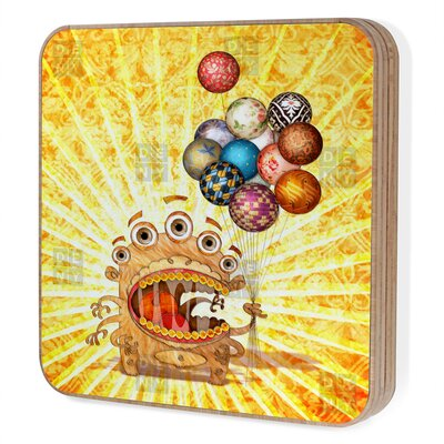 DENY Designs Jose Luis Guerrero Monster Bling Box