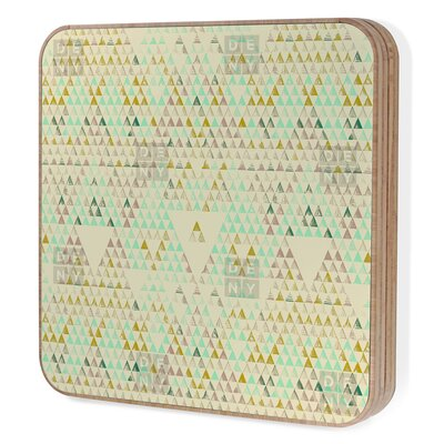DENY Designs Pattern State Triangle Lake BlingBox