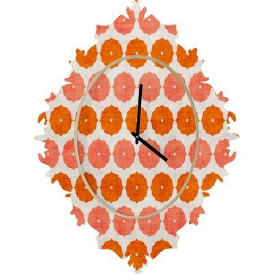 DENY Designs Holli Zollinger Annapurna Wall Clock
