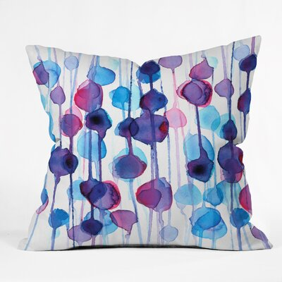 DENY Designs CMYKaren Polyester Throw Pillow