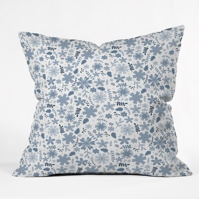 DENY Designs Jennifer Denty Genevieve Big Polyester Throw Pillow