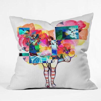 DENY Designs Randi Antonsen Polyester Throw Pillow